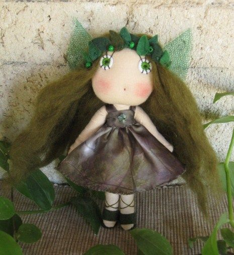 Forest fairy from Trilli