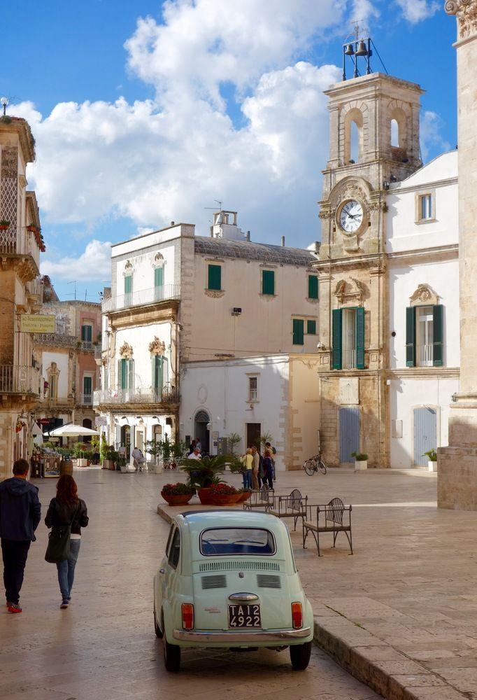 Alberobello, Puglia von visualnterface
