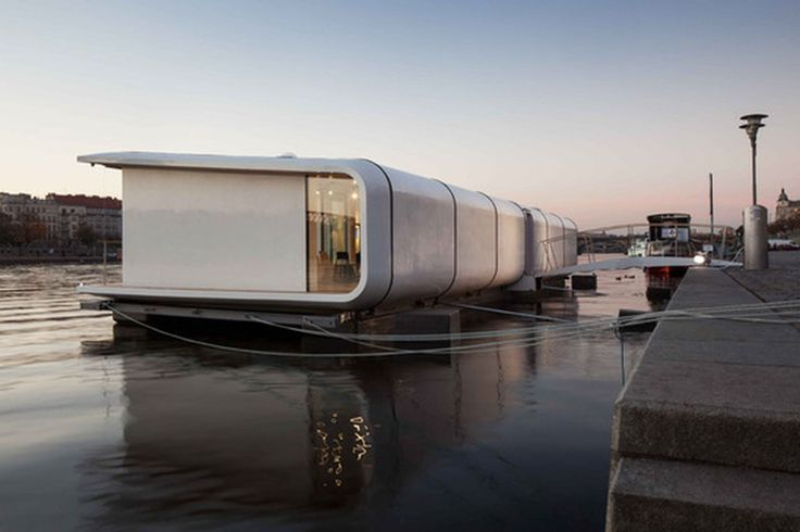 The Port X Project Gives Modular Housing Its Sea Legs - Curbed
