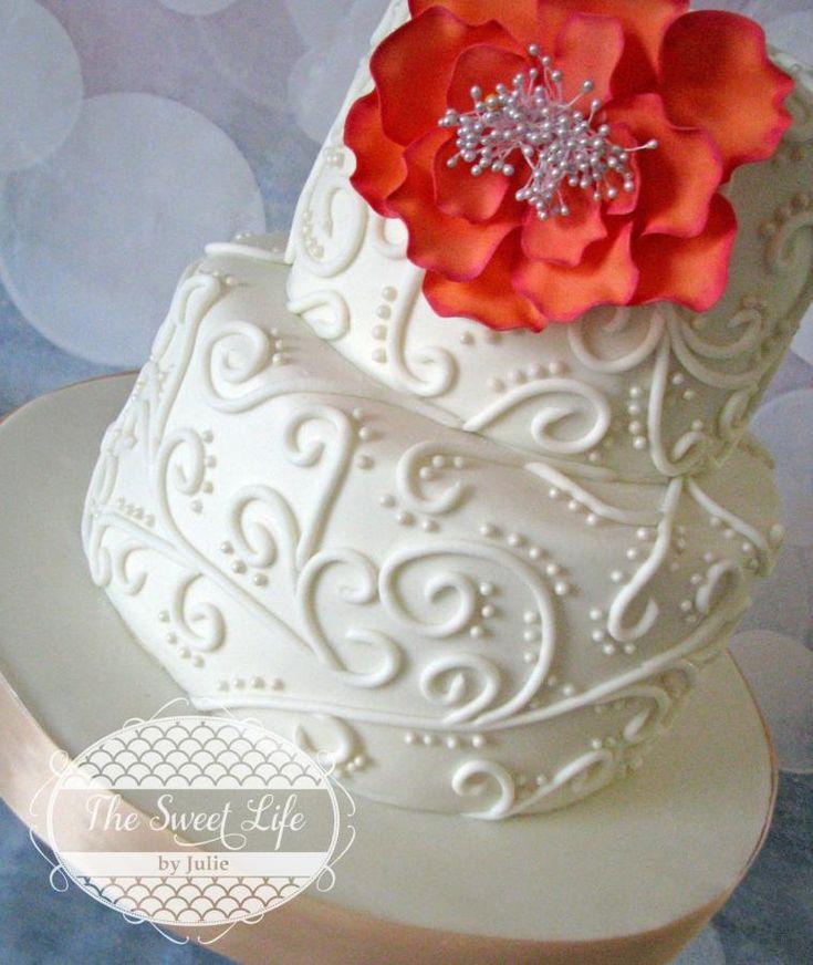 301 best Wedding Cakes images on Pinterest Amazing cakes