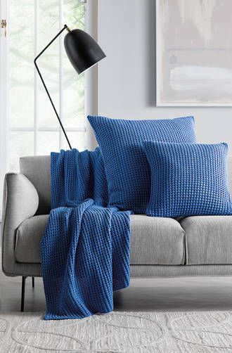 Buy Sheridan Haden Nautilus Throw & Cushions SHERIDAN THROWS online with Neptune's Linen Chest & Gifts Ltd