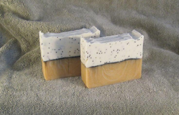 Habos-mákos szappan