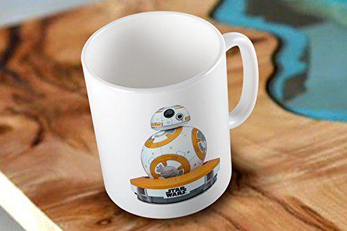 BB-8 Robot Star Wars The Force Awakens Two Side White Coffee Mug with Low Shipping Cost Mug http://www.amazon.com/dp/B019Q00Z36/ref=cm_sw_r_pi_dp_CB2Ewb1FHAPR5 #mug #coffeemug #printmug #customMug #mug #starwars #rebels #theforceawekens #bb8 #r2d2