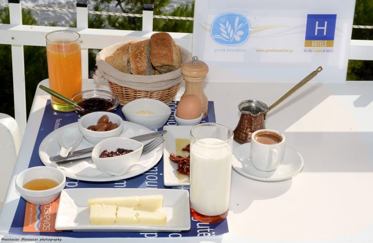Tsakonian breakfast in order to start your day full of energy. Served by our accommodation in Tyros Greece.