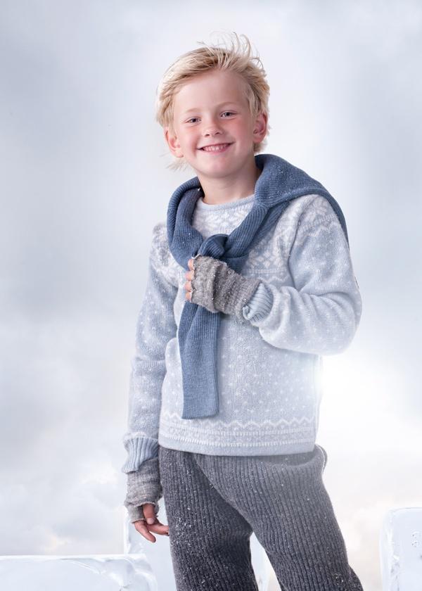 Blink sweater ice blue <3 Copyright: Mole-Little Norway   Photo: Geir Øyvind Gismervik