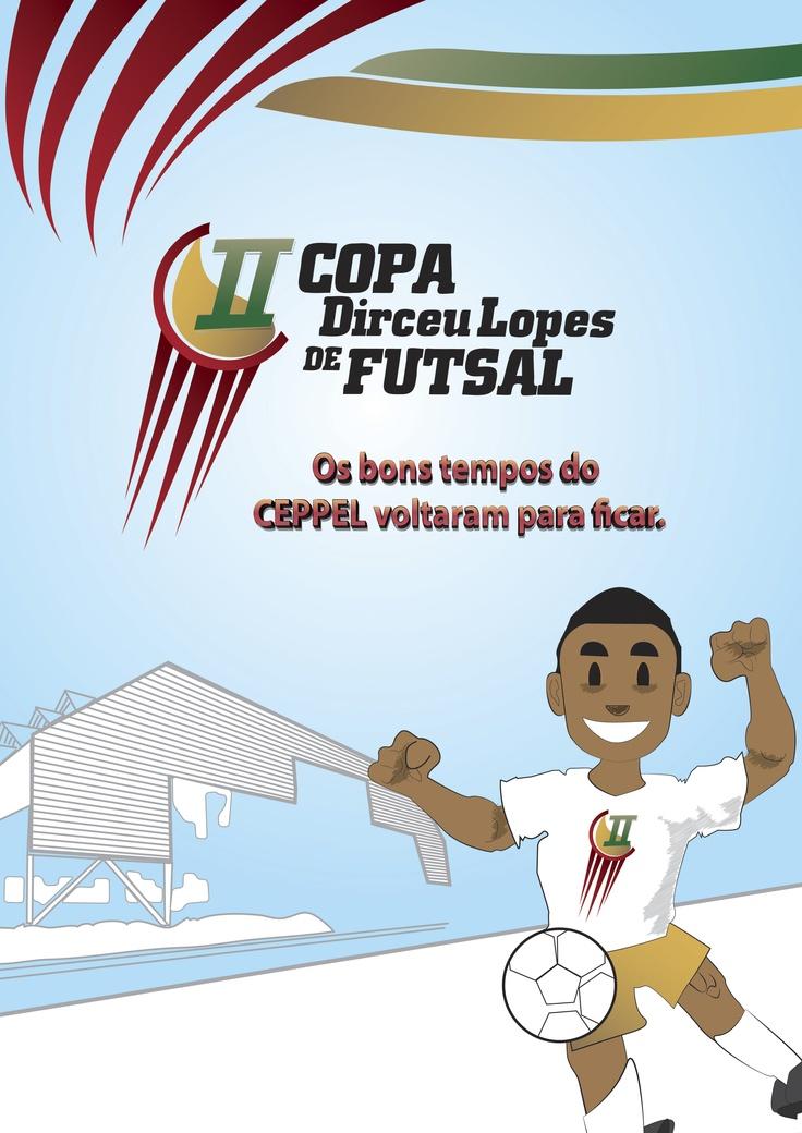 poster for soccer championship