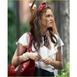 Blair : ) Love the headband