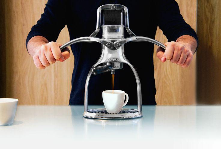Rok Presso Espresso Maker   GuyMaven.com