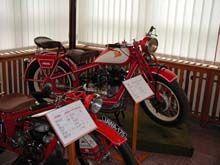 Museum of motorcycles, Konopiště