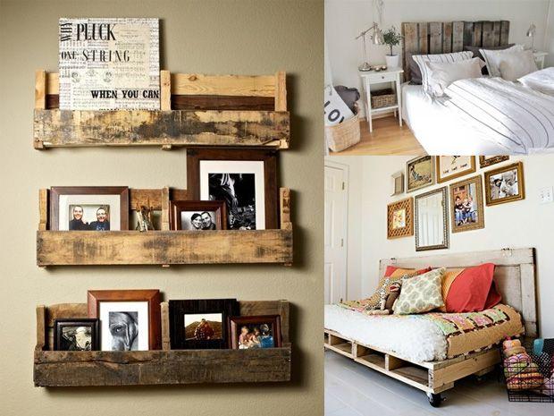 31 best images about arredamento coi pallet on pinterest   un ... - Casa Diy Arredamento Pinterest