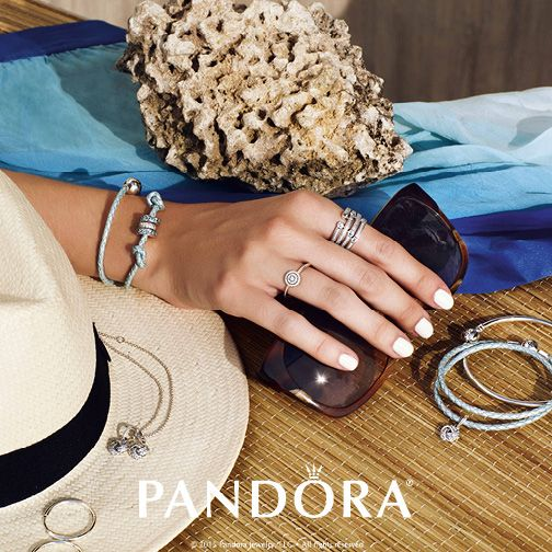 Ready to get away? Whether a vacation or staycation, PANDORA Jewellery has the summer essentials to keep you stylish this season.