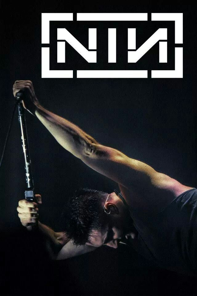 Trent Reznor Nine Inch Nails - I had the pleasure of seeing him live in FL 2014 with Soundgarden. Aaaaaaamazing.