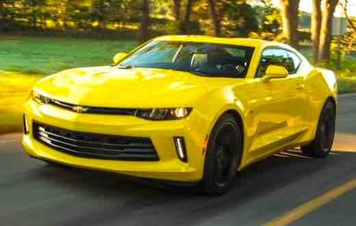 2018 Chevrolet Camaro SS MSRP The channel capacity is standard, with devices comprising 11 heat exchangers for optimum powertrain cooling