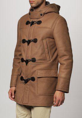 Gant - SHEARLING - Leren jas - brown
