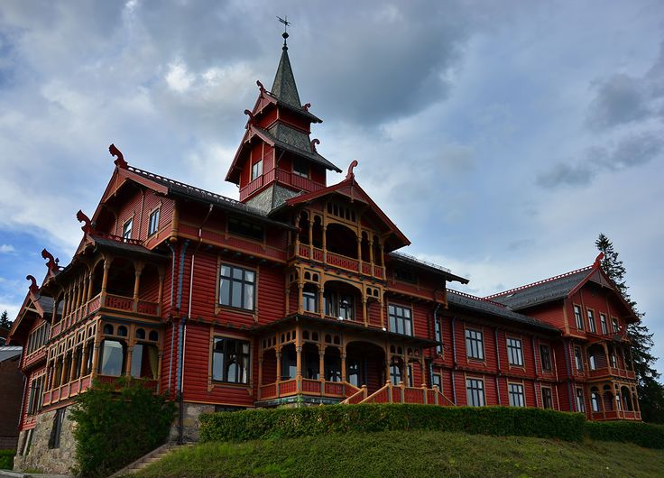 Holmenkollen Park Hotel