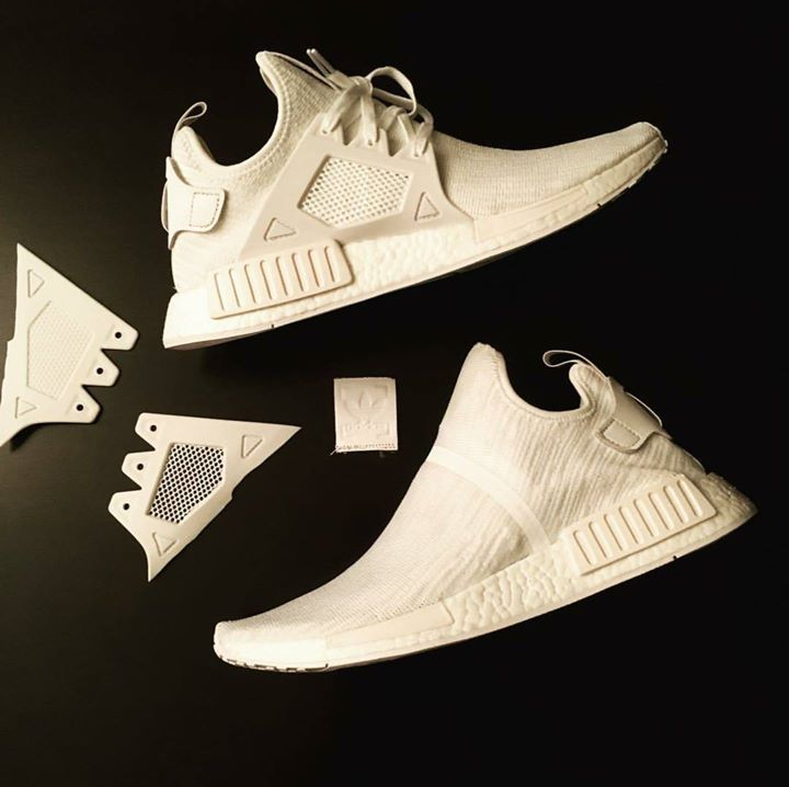 Nmd Xr1 Vintage White NEW (women's Shoe) Size 10 Adidas free