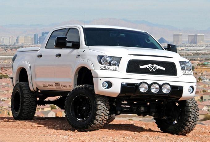 2007-2012 Toyota Tundra 2WD/4WD