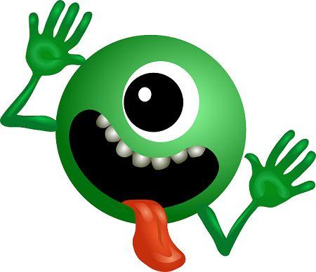 dancing alien emoticon: dancing alien emoticon