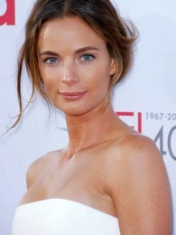 Gabrielle Anwar....loved her since she was the Queen of France in Disney's Three Musketeers with Charlie Sheen.