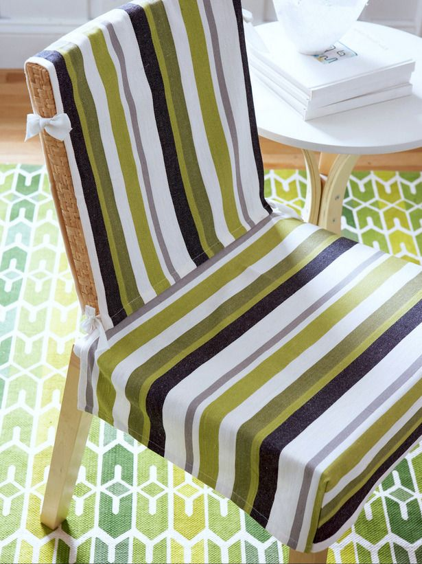I Like This Idea For Dining Chair Covers Dont Think Would