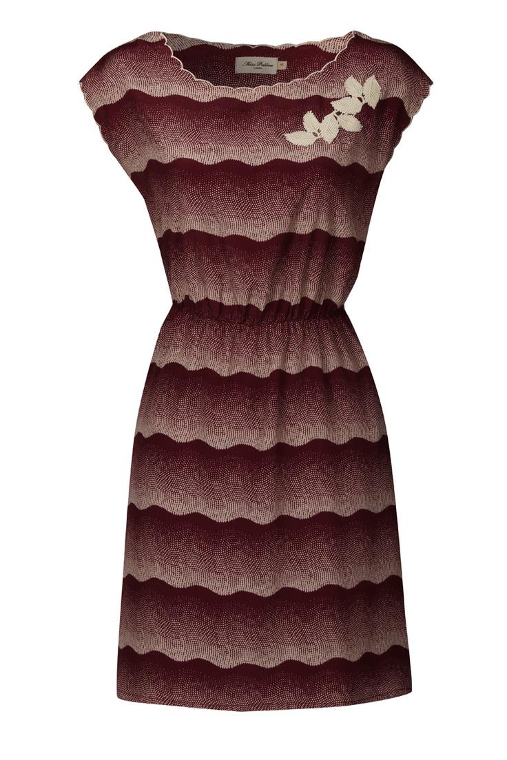 Betty Blue Dress by Miss Patina