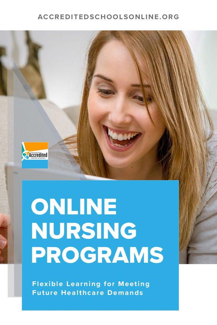 Online Nursing Programs >> The 50 Best Nursing Schools Online Accredited Nursing Programs In