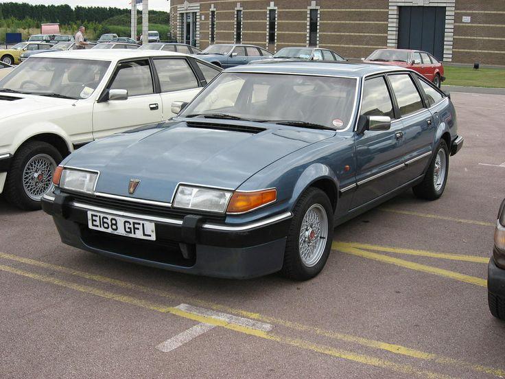 Rover SD1 1987.