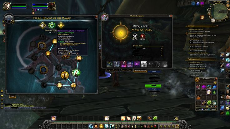 So a Holy Priest An Affliction Warlock two Mistweavers and a Protection Warrior walk into a Mythic 6... #worldofwarcraft #blizzard #Hearthstone #wow #Warcraft #BlizzardCS #gaming