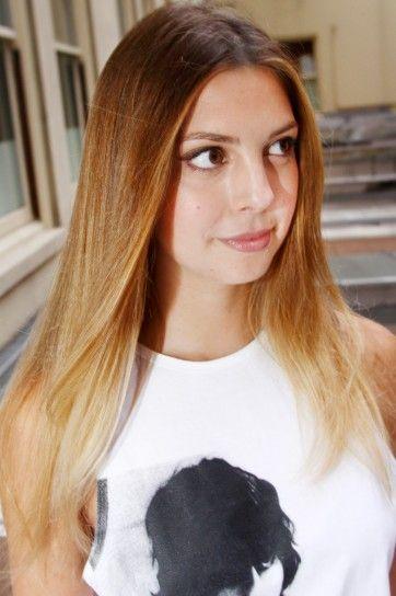 Balayage per i capelli chiari