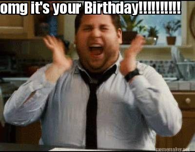 Meme Maker - OMG It's Nikki's Birthday! Meme Maker!