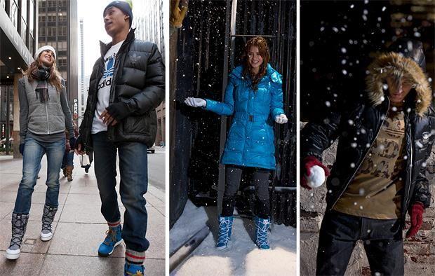 Стиль куртки обувь зима женск