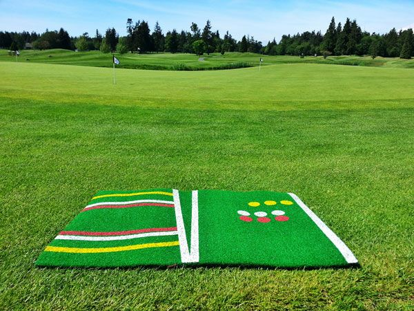 Bryan McLean reviews the value, effectiveness, and durability of the Perfect Pitch Golf Mat #golf #training aid.