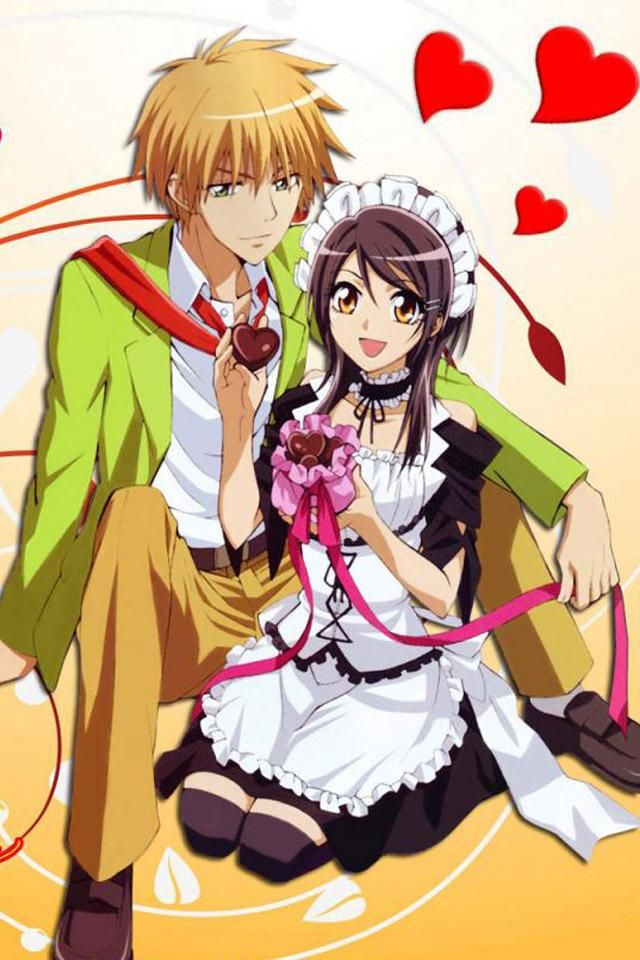 Maid Sama live wallpapers - Android Apps  Games on Brothersoft.com