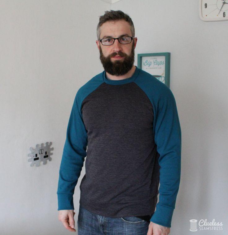 Colette Seamwork magazine Paxson sweater