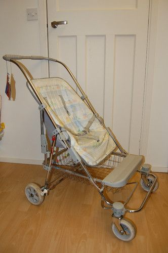 Silver Cross Roadster Pram / Pushchair |
