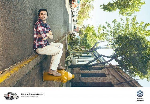 Adeevee - Volkswagen Amarok: Barra Antivuelco
