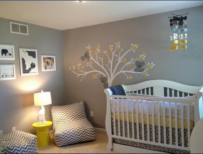 Baby boy room ideas grey my prince pinterest for Baby boy room decoration