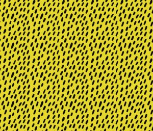 The Pattern Observer #5 on The Creative Contente blog | Chartreuse spots  by: hellomiles on spoonflower