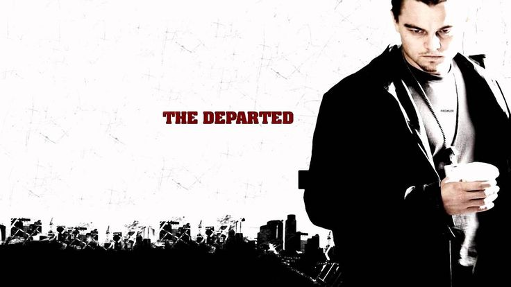 The Departed (2006) Beacon Hill (Soundtrack OST)
