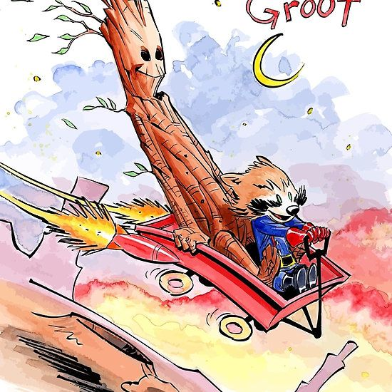 rocket and giving tree