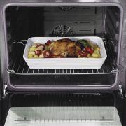 Kip uit de oven recept met kerrie en kokos. Heerlijk Aan het einde (laatste 15 min) ananas toevoegen
