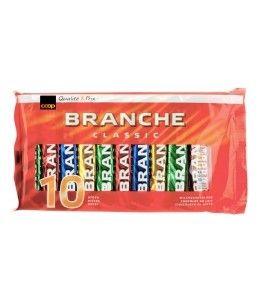 Chocolate bars/pralines - kids put it inside white bread ;)