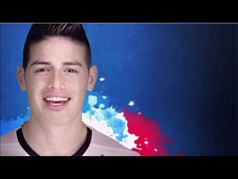 Pepsi (Ras Tas Tas) James Rodriguez, Cuadrado, Armero, Teófilo, Cristian Zapata - 08.04.15