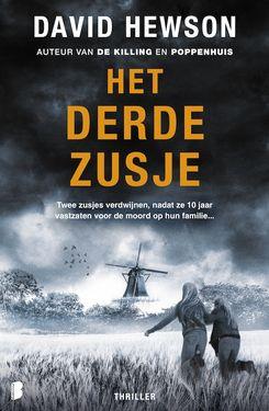 """Dit boek is reeds verschenen van auteur """" David Hewson"""" . Ik heb deze pin gekozen omdat ik wel eens graag een thriller lees."""