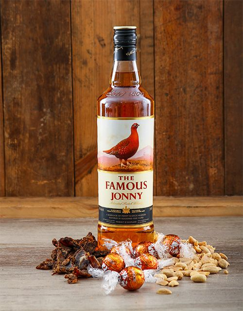 Buy Personalised Famous Grouse Online - NetGifts