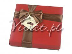 Hamlet czekoladki belgijskie bombonierka 250 g