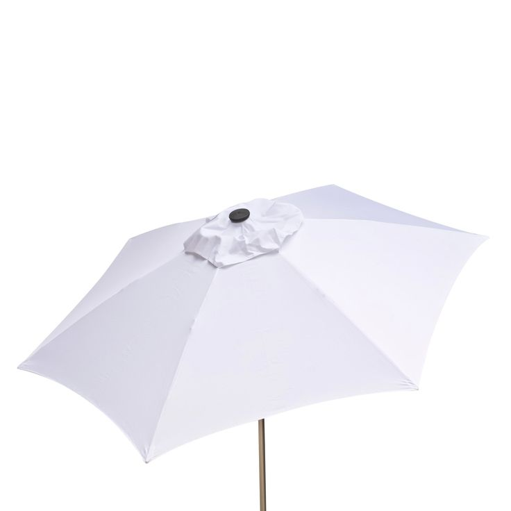 8.5' Doppler Market Umbrella - White - Parasol