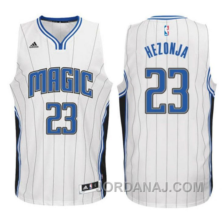 http://www.jordanaj.com/mario-hezonja-orlando-magic-23-new-swingman-white-home-jersey.html MARIO HEZONJA ORLANDO MAGIC #23 NEW SWINGMAN WHITE HOME JERSEY Only $89.00 , Free Shipping!