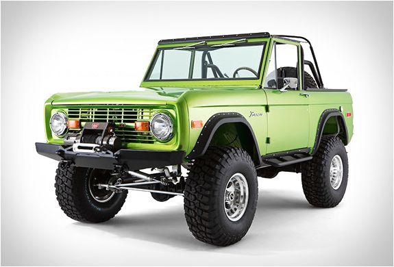 CLASSIC FORD BRONCOS | Image