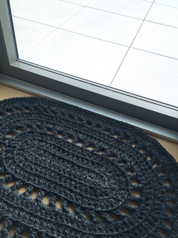The Valencia Crochet Rug PATTERN                                                                                                                                                                                 More